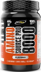 Amino Source PRO 8000 (Мультифрукт, 400 гр)