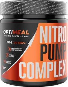 Nitro Pump Complex (Апельсин, 210 гр)