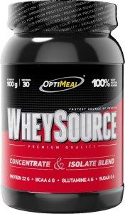 Протеин Whey Source (Банан-карамель, 900 гр)