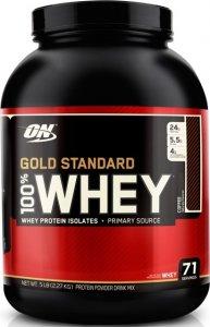 Протеин 100% Whey Protein Gold standard (Печенье-крем, 2270 гр)