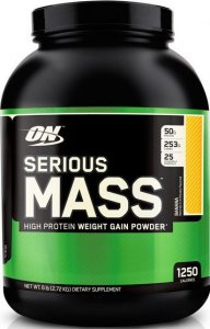 Serious Mass (Ваниль, 2720 гр)