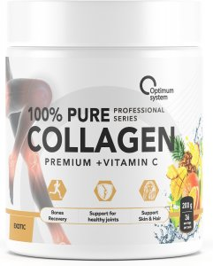 100% Pure Collagen Powder (Экзотик, 200 гр)