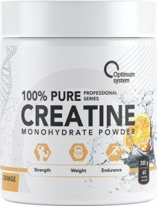 Креатин 100% Pure Creatine Monohydrate (Апельсин, 300 гр)