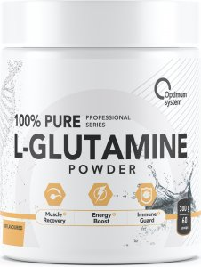 100% Pure Glutamine Powder ( 300 гр)
