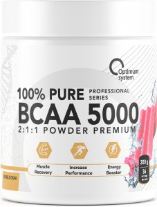 ВСАА 5000 Powder (Бабл-гам, 200 гр)