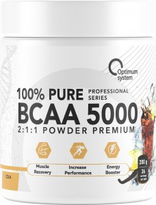 ВСАА 5000 Powder (Кока-кола, 200 гр)