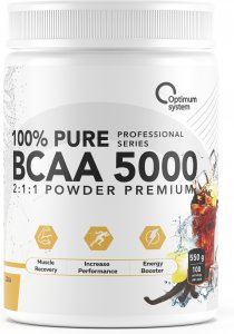 ВСАА 5000 Powder (Кока-кола, 550 гр)