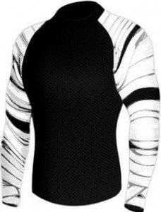 Рашгард с длинным рукавом ORSO Bandage (Черный, L)