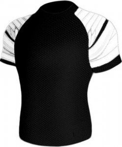 Рашгард с коротким рукавом ORSO Bandage (Черный, L)