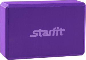 Блок для йоги FA-101 EVA (Фиолетовый)