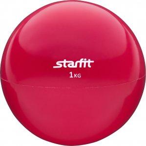Медбол GB-703 1 кг (Красный)