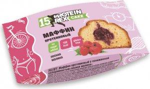 Протеиновый маффин ProteinRex (Лесная малина, 40 гр)