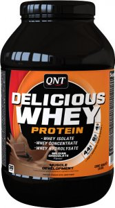 Протеин Delicious Whey Protein (Бельгийский шоколад, 908 гр)