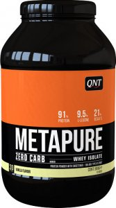 Metapure Zero Carb (Ваниль, 908 гр)