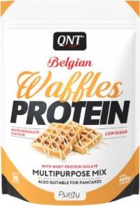Waffles protein (Белый шоколад, 480 гр)