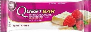 Quest Bar (Малина-белый шоколад, 60 гр)
