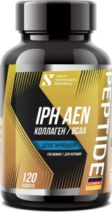 BCAA Collagen IPH AEN for women (120 капс)