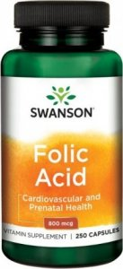 Folic Acid 800mcg (250 капс)