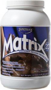 Протеин Matrix 2.0 (Банан-крем, 907 гр)