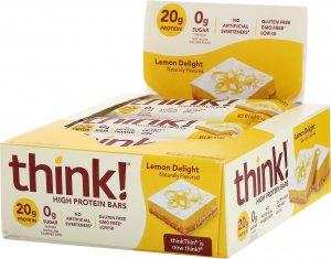 Протеиновый батончик Think (Лимонный чизкейк, 60 гр)
