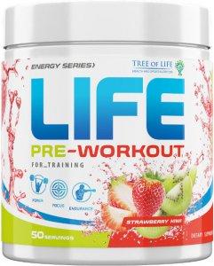 Life Pre-Workout (Клубника-киви, 300 гр)