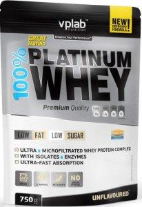 Протеин 100% Platinum Whey (Ваниль, 750 гр)