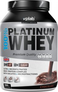 Протеин 100% Platinum Whey (Ваниль, 908 гр)