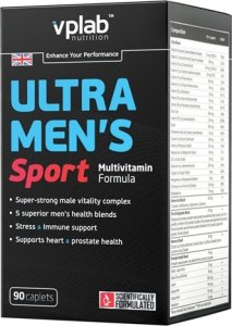 Ultra Men's Sport Multivitamin Formula (90 капс)