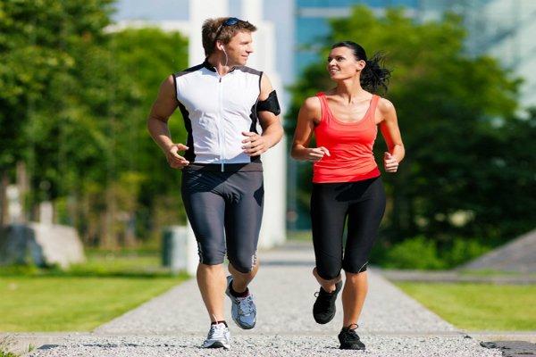 Скорость бега похудение