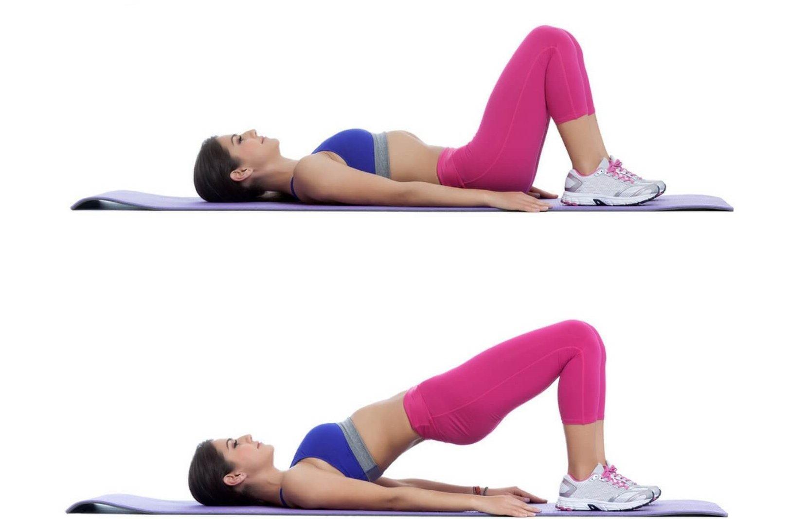 Упражнения На Талию И Ноги Как Похудеть. Минус 4 см в талии за 2 дня: упражнение: