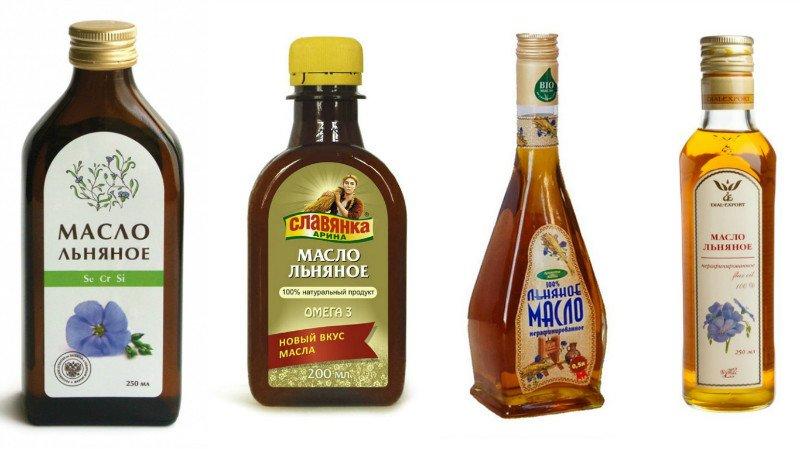 Кто похудел льняное масло